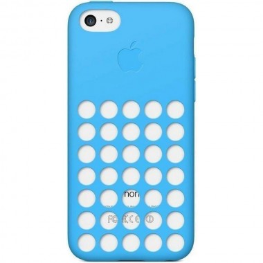 IPHONE 5C CASE BLUE