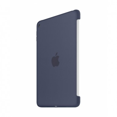 IPAD MINI 4 SILICONE CASE - MIDNIGHT BLUE