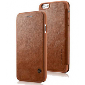 G-CASE - Flip Leather Case With Card Slot for iPhone 6 Plus