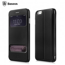 Baseus MagneticSlide Flip Leather Case for iPhone 6