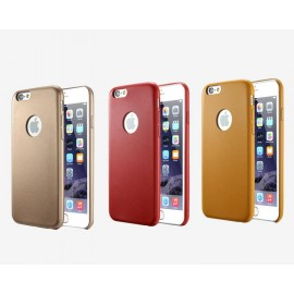 G-CASE Leather Coated Case for iPhone 6