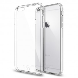 Ultra Thin Crystal Shell Case for iPhone 6 (Transparent)