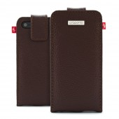 Artwizz SeeJacket Leather Flip for iPhone 5/5s
