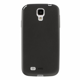 Seejacket Silicone for Samsung Galaxy S4-BLACK