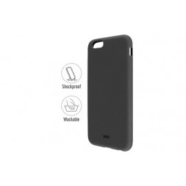 Artwizz See jacket Silicone For iphone 6-BLACK