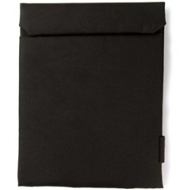 Cote and Ciel Fabric Pouch for iPad Air, Black Melange