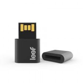 Leef Fuse 16GB Charcoal Body Black Trim No LED