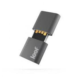 Leef Ice 16GB Blacktrim with White LED