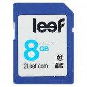 Leef SD 8GB CL10