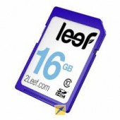Leef SD 16GB CL10