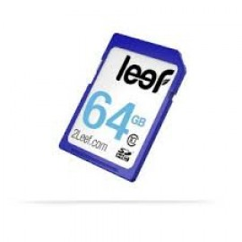 Leef SD 64GB CL10