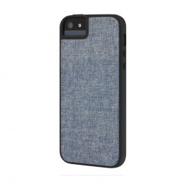 Tavik Mast for iPhone 5-Black/Blue Denim