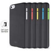 Artwizz Rubber Clip for iPhone 5C (Black)