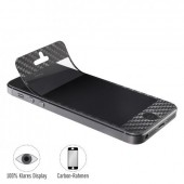 Artwizz Scratch Stopper Carbon for iPhone 5/5S (Black/White)