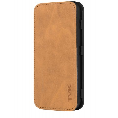 Tavik Fletch for iPhone 5 - LIGHT BROWN